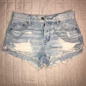 American Eagle Tomgirl Shortie